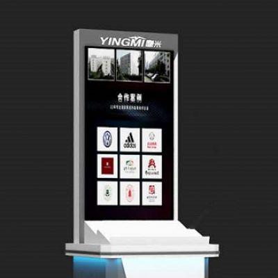 浅谈智能展示柜行业应用