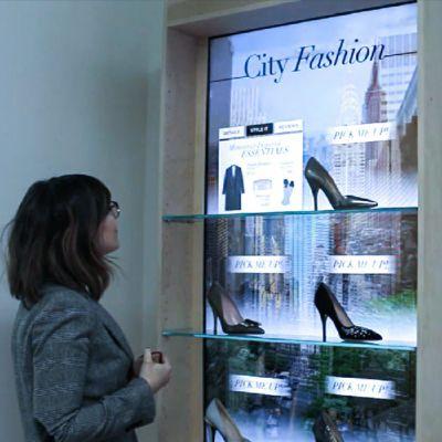 深圳展示柜商业运用范围都有哪些?