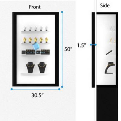 浅谈简易定制郑州展示柜的流程