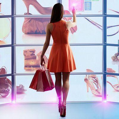 化妆品展示柜商场摆放需要注意哪些细节呢
