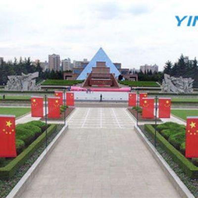 2020年6月我司为上海龙华烈士纪念馆提供导览机