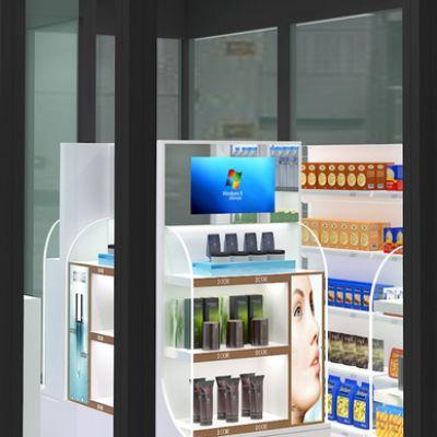 智能交互展示柜设计风格潮流趋势解说