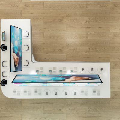 浅谈科技展厅展示柜制作需考虑的因素