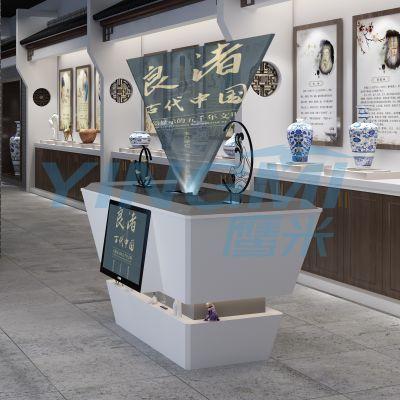 博物馆陈列柜定制的构思与设计要意