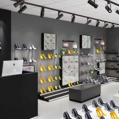 有哪些点在鞋子展示架的设计上起到至关重要的位置