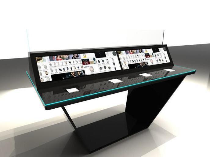 博物馆陈列馆讲解智能展示系统