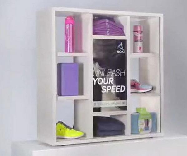 互动展示柜